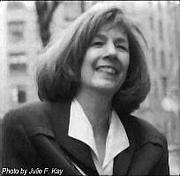 Author photo. Jane Holtz Kay