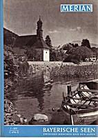 Merian 1961 14/07 - Bayerische Seen zwischen…