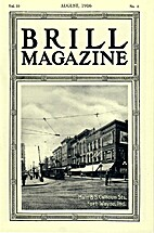 Brill Magazine, vol. 10, n° 8 - August 1916…