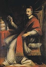 Author photo. Pope Alexander VII / Wikipedia