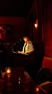 Author photo. Cory Doctorow, January 18, 2006