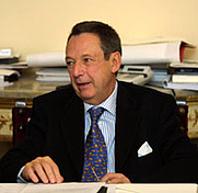 Author photo. Gioacchino Lanza Tomasi