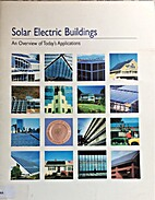 Solar Electric Buildings: An Overview of…