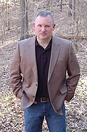 Author photo. Scott Hawkins