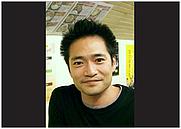 Author photo. Tomoyuki Hoshino