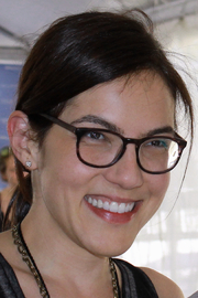 """Author photo. Author Sloane Crosley at the 2015 Texas Book Festival. By Larry D. Moore, CC BY-SA 4.0, <a href=""""https://commons.wikimedia.org/w/index.php?curid=44374900"""" rel=""""nofollow"""" target=""""_top"""">https://commons.wikimedia.org/w/index.php?curid=44374900</a>"""