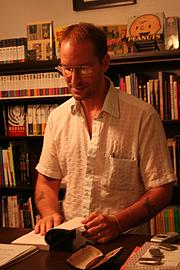 Author photo. Flickr user pinguino