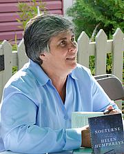 Author photo. Helen Humphreys