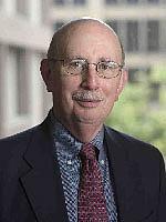 Author photo. Ronald H. Spector [credit: George Washington University]
