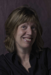 Author photo. Lynne Barrett, photo by J. Tomas Lopez
