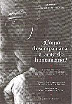 COMO DESEMPANTANAR EL ACUERDO HUMANITARIO by…