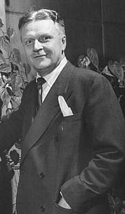 Author photo. Charles Brackett 1892-1969