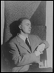 Author photo. Library of Congress, Carl van Vechten Collection, Reproduction Number LC-USZ62-103693 DLC
