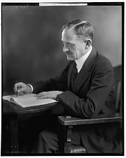 Author photo. Library of Congress Prints and Photographs Division, Harris & Ewing Collection (REPRODUCTION NUMBER:  LC-DIG-hec-14619)