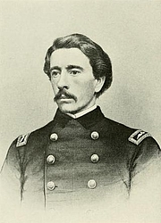 Author photo. Image from <b><i>The Second Rhode Island volunteers at the siege of Petersburg, Virginia</i></b> (1915) by Elisha Hunt Rhodes