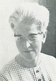 Author photo. Margaret Bates