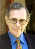 Author photo. Photo by Greer Gattuso (© 2005 Eric Foner)