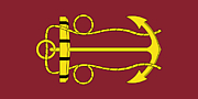 """Author photo. Flag of the Lord High Admiral By No machine-readable author provided. Yaddah assumed (based on copyright claims). - No machine-readable source provided. Own work assumed (based on copyright claims)., Public Domain, <a href=""""https://commons.wikimedia.org/w/index.php?curid=852555"""" rel=""""nofollow"""" target=""""_top"""">https://commons.wikimedia.org/w/index.php?curid=852555</a>"""