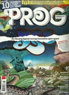 Prog, Issue 78, July 2017 by Jerry Ewing
