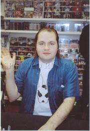 Author photo. <A HREF=&quot;http://fun-autographs.tripod.com&quot;> fun-autographs.tripod.com </A>