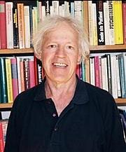 Author photo. Wolfgang Schmidbauer
