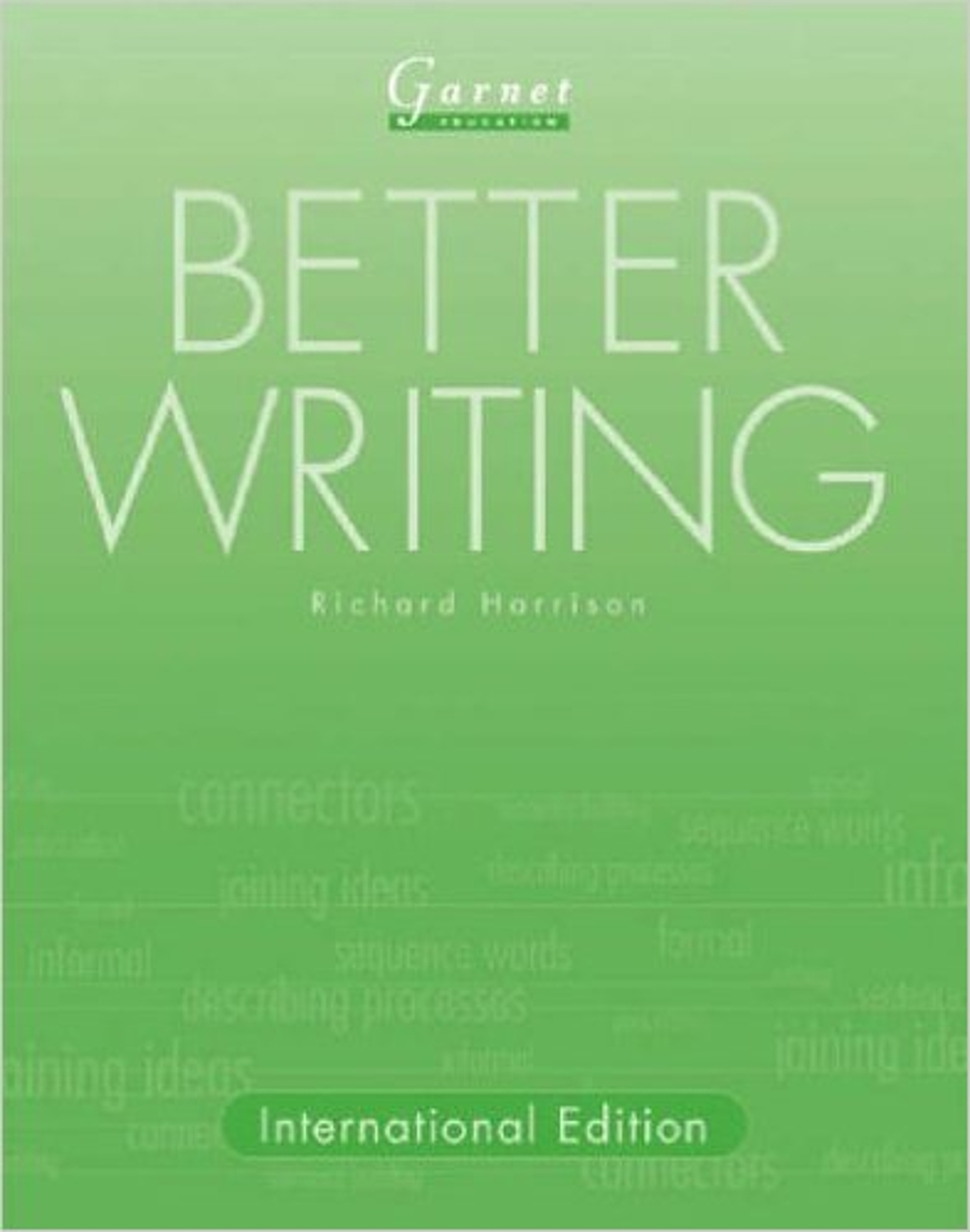 better writing Writer's digest is the no 1 resource for writers, celebrating the writing life and what it means to be a writer in today's publishing environment.