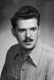 Author photo. Courtesy of the <a href=&quot;http://www.gilbrewer.com/&quot;>Gil Brewer Estate</a>