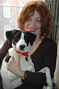 Author photo. photo credit: Lisa Whiteman; from author's website