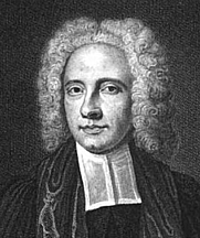 Author photo. Daniel Cosgrove Waterland (14 February 1683, Walesby, Lincolnshire – 1740) was an English theologian. He was born at Walesby Rectory, Lincolnshire, England, and educated in Lincoln and at Magdalene College, Cambridge, where he graduated BA in 1703 and MA in 1706. He took orders, and obtained various preferments, becoming Master of Magdalene College in 1714, Chancellor of York in 1722, and Archdeacon of Middlesex in 1730. He was an acute and able controversialist on behalf of the orthodox doctrine of the Trinity, on which he wrote several treatises. He was also the author of a History of the Athanasian Creed (1724).