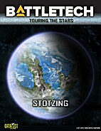 Touring the Stars: Stotzing by Michael…