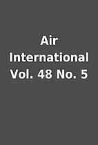 Air International Vol. 48 No. 5
