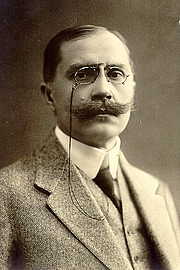 Author photo. Eduard Vilde, 1911