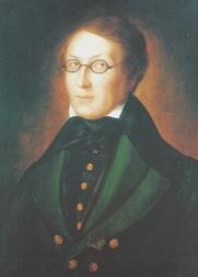 Author photo. Carl Peter Lehmann (1842)