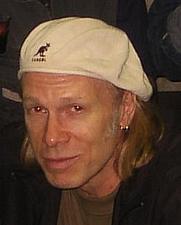 Author photo. Photo credit: Pbm, July 2003 (Wikipedia user name)