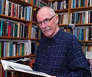Author photo. Philip R. Davies