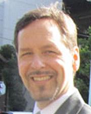 Author photo. Michael Baskett [credit: University of Kansas]