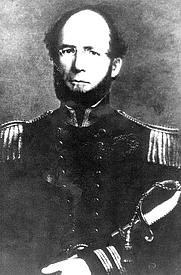 Author photo. Commander William Lewis Herndon. U.S.N.