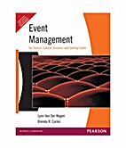 Event Management, 1/e by Wagen