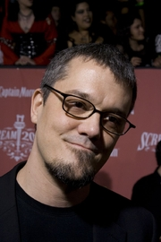 Author photo. Spike TV Scream Awards 2007, photo by <A HREF=&quot;http://www.flickr.com/people/pinguino/&quot;>pinguino k</A>