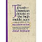 The Jewish-Christian Debate in the High…