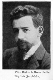 Author photo. Image from:  Spemanns goldenes Buch des Theaters (1902).