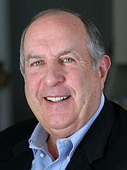 Author photo. Michael Gates Gill