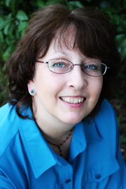 Author photo. Meg Moseley