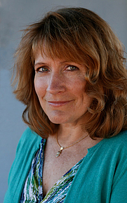 Author photo. Sue Fishkoff