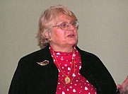 Author photo. Barbara L. Welther [credit: Skyscrapers Inc.]