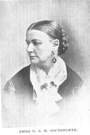 Author photo. Mrs. Emma Dorothy Eliza Nevitte Southworth (1819-1899), Buffalo Electrotype and Engraving Co., Buffalo, N.Y.