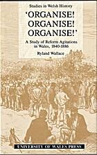 'Organise! Organise! Organise!' : a study of…
