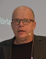 Author photo. Photo: Bengt Oberger