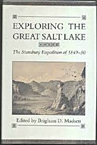 Exploring the Great Salt Lake: The Stansbury…