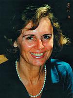 Author photo. Sylvia Krauss-Meyl